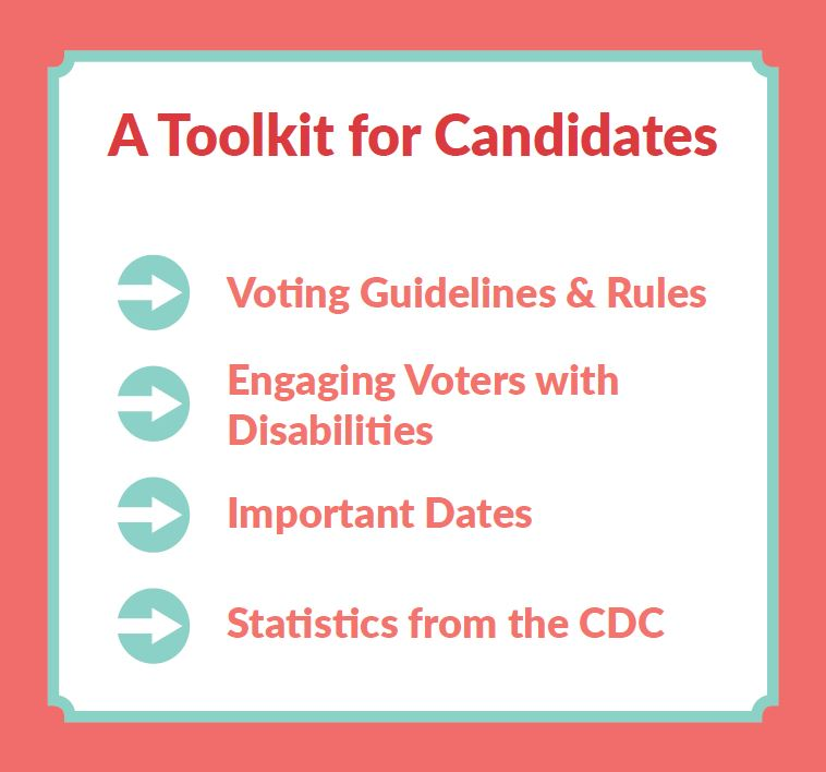 A toolkit for candidates